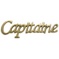 SeaClub Türschild Capitaine