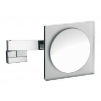 Frasco LED Wandspiegel rund 265mm Doppelgelenkarm