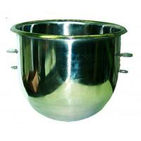 Krefft Küchenmaschine PR 10 Edelstahl Kessel
