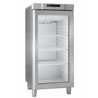 GRAM Kühlschrank COMPACT KG 310 RG L1 4W Edelstahl, mit Glastür-20