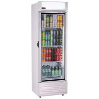 Glastür-Kühlschrank KBS 466 GDU von KBS