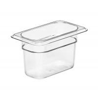 Cambro Camwear® Gastronorm Behälter GN 1/9 0,85 Liter