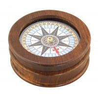 SeaClub Kompass mit Glas im Deckel 8,5 cm Hauptbild