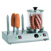 Bartscher Hot Dog-Gerät, 4 Toaststangen