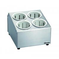 Bartscher Besteckbehälter mit 4 Kunststoff-Besteckköchern-20