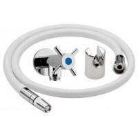 Knauss Wellness Kneippgarnitur mit Wandventil-20