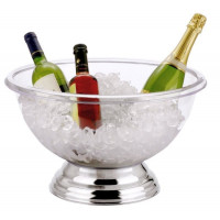 Contacto Champagnerkühler, Polycarbonat, 15 l