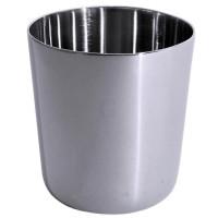 Contacto Puddingform, Edelstahl, 100 ml