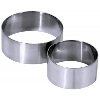 Contacto Mousse-Ring, 2 Stk., 6,8 cm