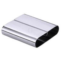 Contacto Kartenhülle aus klarem PVC