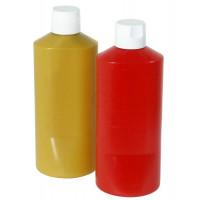 Contacto Quetschflasche, rot, 1 l
