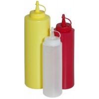 Contacto Quetschflasche, gelb, 0,35 l