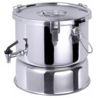 Contacto Getränkebehälter, isoliert, 20 l