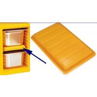 Contacto Kühlakku für Thermoboxen, gelb