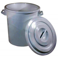 Contacto Deckel zu Tonne CONT-3075/910, 100 l