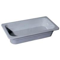 Contacto GastroNorm-Behälter GN 1/2 Melamin 2 cm