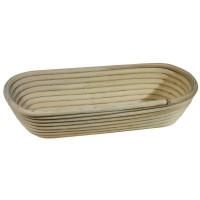 Contacto Gärschale, für 1 kg ovales Brot