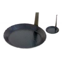 Contacto Servierpfanne, hochstehender Stiel, 20 cm