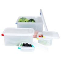 Contacto GastroNorm-Behälter GN 1/6 Lebensmittelbehälter