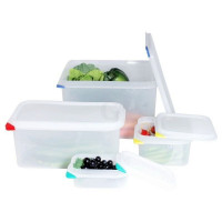 Contacto GastroNorm-Behälter GN 1/9 Lebensmittelbehälter
