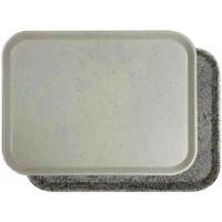 Contacto Kantinen-Tablett, granitgrau