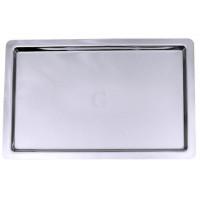 Contacto Bankettplatte, rechteckig, 65 cm