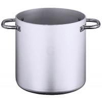 Contacto Bouillonkessel, Aluminium, 36 l