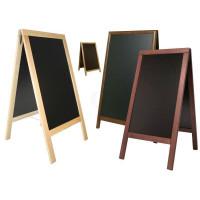 Contacto Doppeltafel , schwarz, abweichend: mittelschwere Qualität