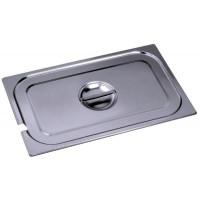 Contacto GastroNorm-Behälter GN 2/3 Deckel mit Ausschnitt für 7000