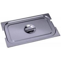 Contacto GastroNorm-Behälter GN 2/3 Deckel mit Ausschnitt für 7200