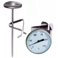 Contacto Fritteusenthermometer