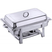 Contacto Chafing Dish GN 1/1, hochglänzend