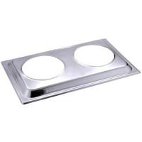 Contacto Einsatzplatte zu Suppenstation