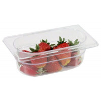Contacto GastroNorm-Behälter GN  1/9 Polycarbonat 0,5 l