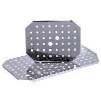 Contacto GastroNorm-Behälter GN 1/2 Einlegeboden Edelstahl