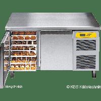 KBS Bäckereikühltisch BKTF 2000 M ohne Arbeitsplatte