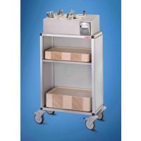 Scholl Besteck und Tablett-Ausgabewagen AGW 507-20