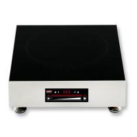 Berner Wärmeplatte BI1FW 2 Heizzonen Induktion