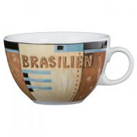 Seltmann Weiden Obere zur Cappuccinotasse 1131 (0,22 l) - V I P. 23298 Brasilien
