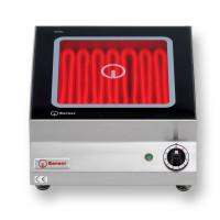 Berner Elektroherd BS1P mit Strahlheizkörper