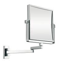 Aliseo Reflection Kosmetikspiegel Cosmo Cubik Doppelschwenkarm-20
