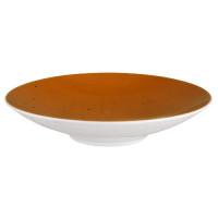 Seltmann Weiden COUP Fine Dining Country Life Coupschale 28 cm M5381, terracotta