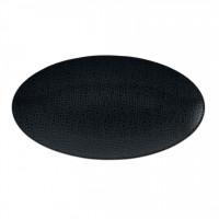 Seltmann Weiden COUP Fine Dining Fashion Coupplatte 33x18 cm M5379, schwarz