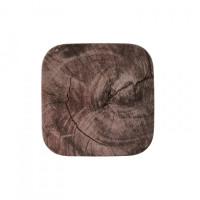 Seltmann Weiden Coup Fine Dining Oak Coupteller flach eckig 16,5x16,5 cm M5383