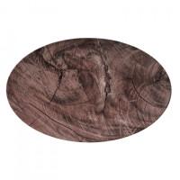 Seltmann Weiden Coup Fine Dining Oak Coupplatte 40x25,5 cm M5379