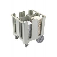 Cambro Versa® Geschirrwagen 4 Säulen