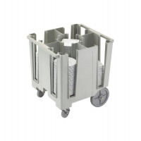 Cambro Versa® Geschirrwagen 5 Säulen
