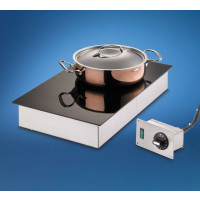 Scholl Wärmeplatte Ceran zum flächenbündigen Einbau-20