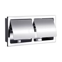 Aliseo Hotel COMPLEMENTARY Einbau-Doppelpapierrollenhalter nebeneinander-20