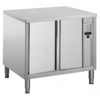 Gastro-Steel Edelstahl Wärmeschrank